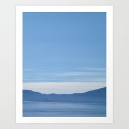Lake Tahoe I Art Print