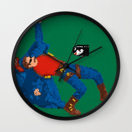 Itsa Me, Neo Wall Clock