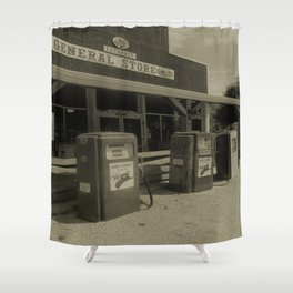 Cataract General Store Shower Curtain