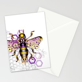 Queen Bee Stationery Cards