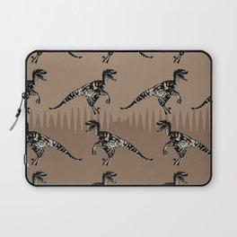 ChocoPaleo: Velociraptor Laptop Sleeve