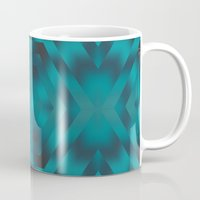 native Mugs featuring Native by Erica Anderson