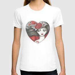 Valentine Girl T-shirt