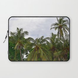 Palm Trees in the Sky Laptop Sleeve