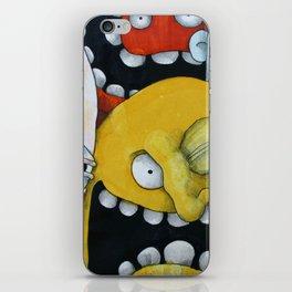 Woohoo iPhone Skin