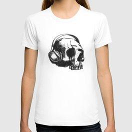 Skull DJ T-shirt