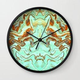 liquid no19.2 Wall Clock