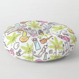 Weed Mania Floor Pillow
