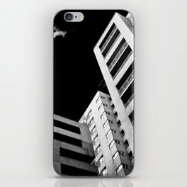 Corporate world iPhone Skin