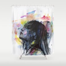 the layers within Shower Curtain