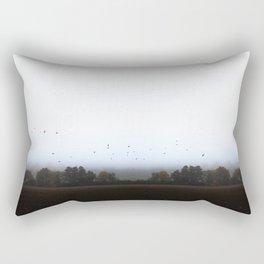 MISTY OCTOBER DAY-VI Rectangular Pillow