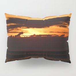 Sunset Shadows Pillow Sham