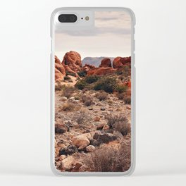 Warm and beautiful Clear iPhone Case