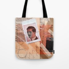 He Never Knew Tote Bag