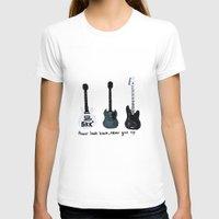 haim T-shirts featuring HAIM by rgoldwoman