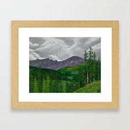 Bierstadt Framed Art Print