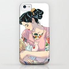 I love MOM iPhone 5c Slim Case