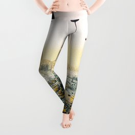 Golden meadow Leggings