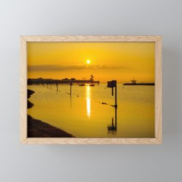 Herne Bay Pier Framed Mini Art Print