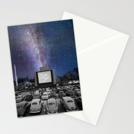 Drive-In Stationery Cards