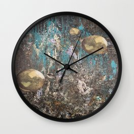 Orbitrary Souls Wall Clock