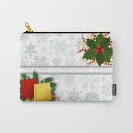 Christmas banners Carry-All Pouch