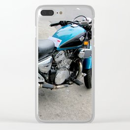 OOPS!...Meter Expired Clear iPhone Case