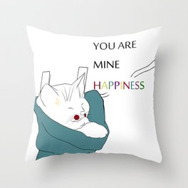 Valentine's Day Special Throw Pillow