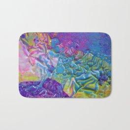 Wet Paint Blob Bath Mat