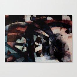 disquiet twenty three (the phenomenal woman) Canvas Print