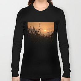 Last Flight of the Day Long Sleeve T-shirt