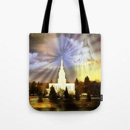 Idaho Falls - I Am With You Tote Bag
