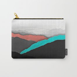 Mountain Highlights Carry-All Pouch