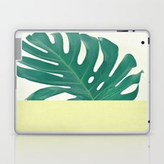 Monstera Dip II Laptop & iPad Skin