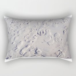 Millions have walked this path before you Rectangular Pillow