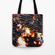 spider love Tote Bag