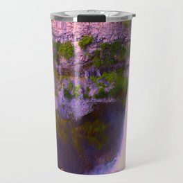 a series in saturation - 1 Travel Mug