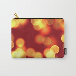 Soft lights Bokeh 4 Carry-All Pouch