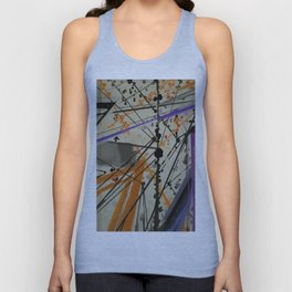 Abstract Composition 635 Unisex Tank Top