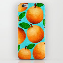 Orange You Happy? iPhone Skin