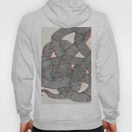 Snake in Ink 3D Hoody