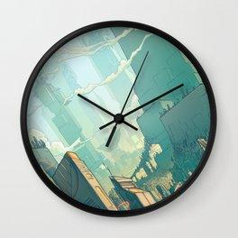 leveL - The Sprawl Wall Clock