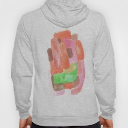 171013 Invaded Space 10 |abstract shapes art design |abstract shapes art design colour Hoody