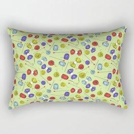 Yarn Rectangular Pillow