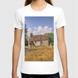 St Pancras Coldred T-shirt