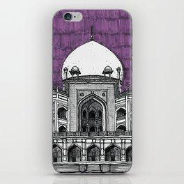 Humayun's Tomb (Tyrian) iPhone Skin