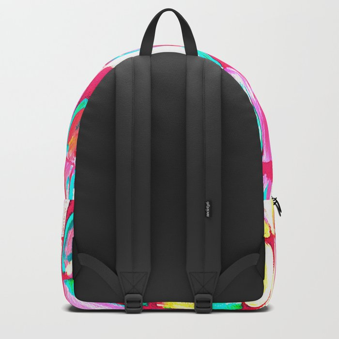 Pink Party Sugarcane Backpack