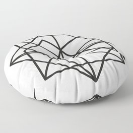 Wire Floor Pillow