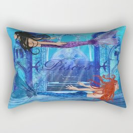 Pisces Rectangular Pillow