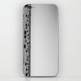 Salton Sea - Hay Stacks iPhone Skin